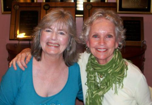 Peggy & Marlyn Mason - Elvis co-star in The Troble with Girls