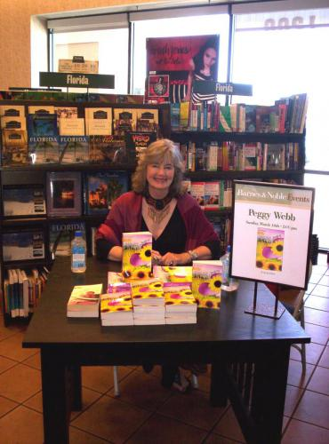 Signing at Barnes & Noble Pensacola